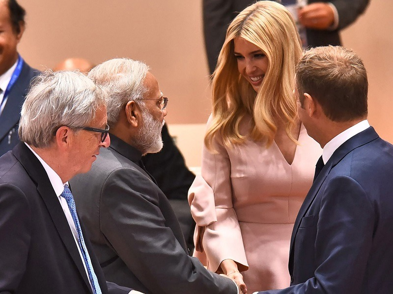 Welcome Ms. Trump, A Rejuvenated India is waiting for you! - Rebellion Voice