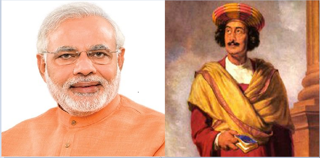 Raja Ram Mohan Roy is remembered as a soul who fought the battle for social reforms.