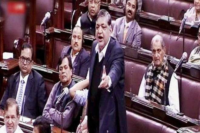 SP MP Naresh Agrawal Demands Salary Hike, for doing nothing such a shame.