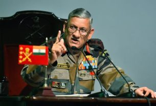 The threat of chemical & nuclear weapons inching towards reality, Indian Army chief Bipin Rawat.