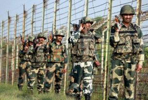 BSF up the ante kills 12 Pak soldiers in a reply to Pakistan's firing.