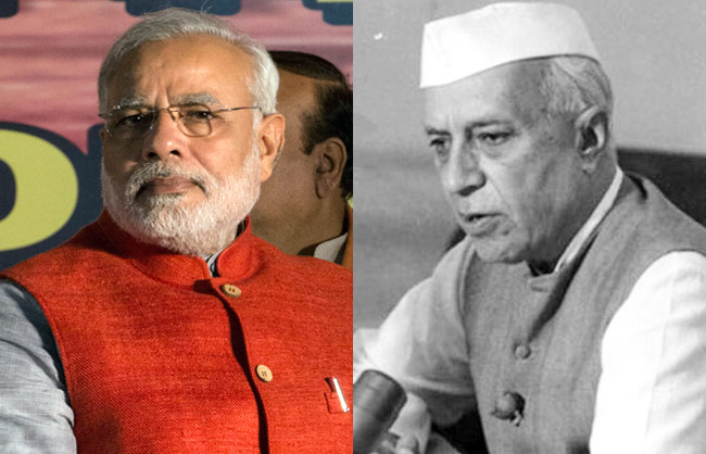 There has always been claims that the first Prime Minister of India