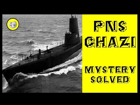 Do you remember the pride of Pakistan 'PNS Ghazi' sunk by Indian Navy? Its remains discovered in waters of Visakhapatnam.