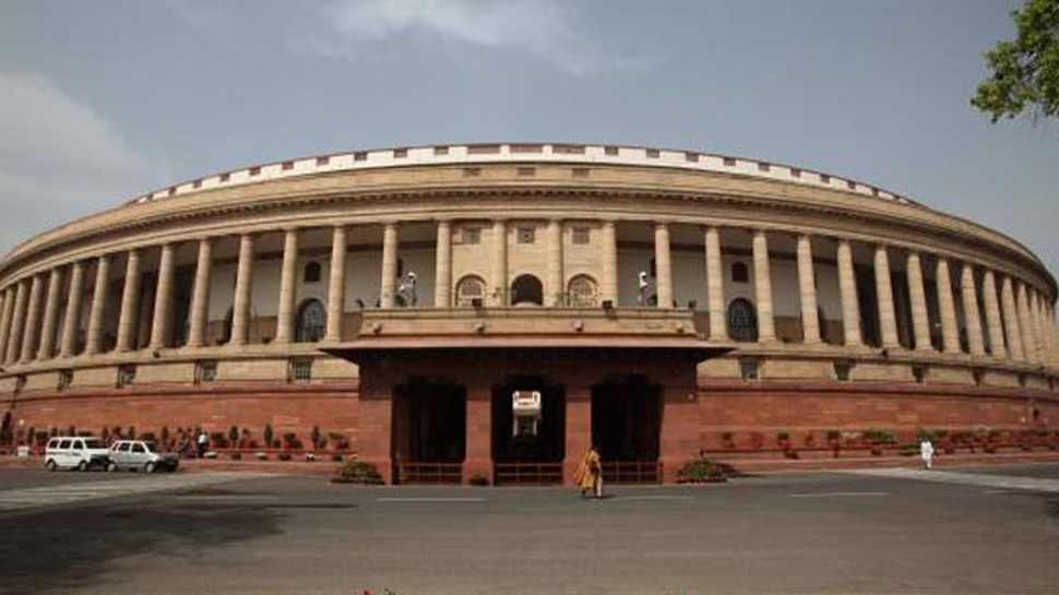 Disruption continues in the Parliament, sadly the opposition did not even allow the retiring Rajya Sabha MPs to give their farewell speech. This should stop.