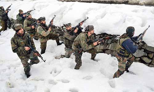 The Centre has given a full nod once again to the Indian Army