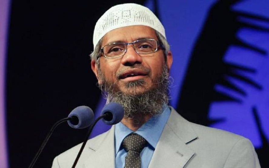 Zakir Naik, the controversial Islamist campaigner accused of instigating youth in the name of jihad