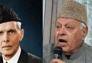 Former Jammu and Kashmir Chief Minister Farooq Abdullah has made a shocking