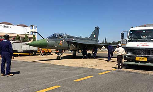 Hindustan Aeronautics Limited (HAL) has successfully completed the refueling process.
