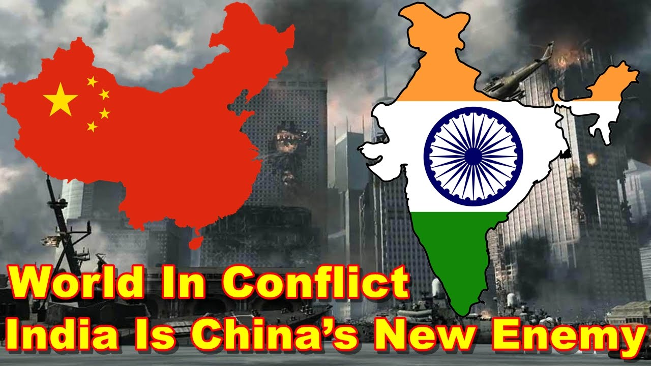 The Doklam conflict between Indian and China